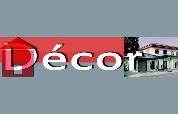 DECOR facades logo